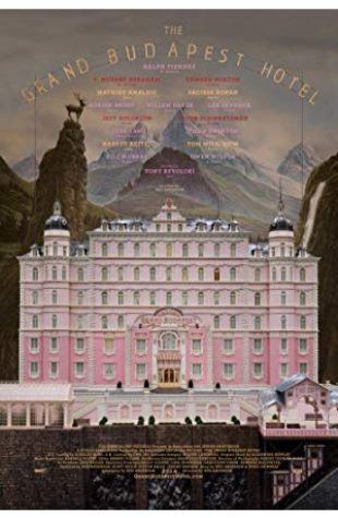 The Grand Budapest Hotel Adam Stockhausen