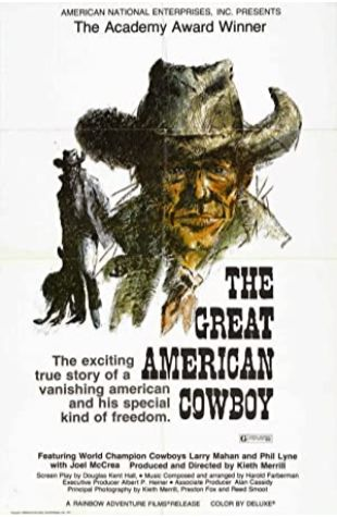 The Great American Cowboy Kieth Merrill
