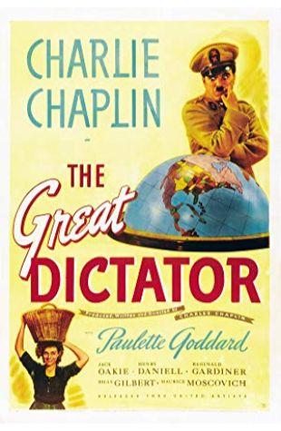 The Great Dictator Charles Chaplin