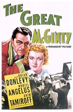 The Great McGinty Preston Sturges