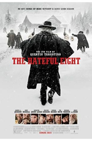 The Hateful Eight Ennio Morricone