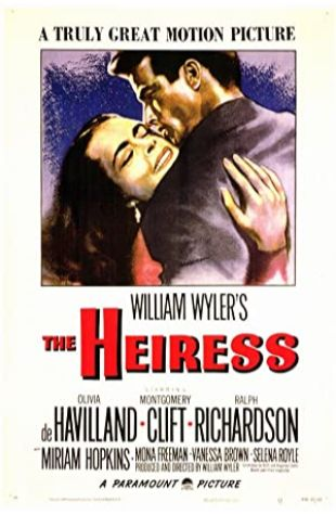 The Heiress Olivia de Havilland