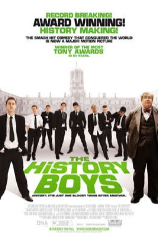 The History Boys Alan Bennett