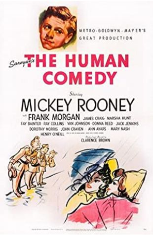 The Human Comedy William Saroyan