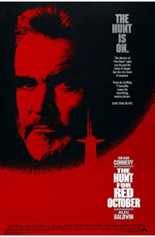The Hunt for Red October Cecelia Hall