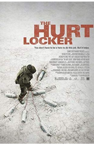 The Hurt Locker Jeremy Renner