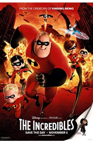 The Incredibles Michael Silvers