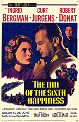The Inn of the Sixth Happiness Ingrid Bergman