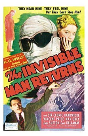 The Invisible Man Returns John P. Fulton