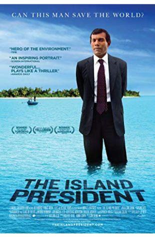 The Island President Richard Berge