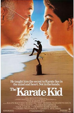 The Karate Kid Pat Morita