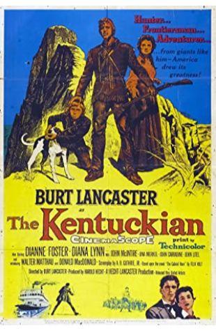 The Kentuckian Burt Lancaster