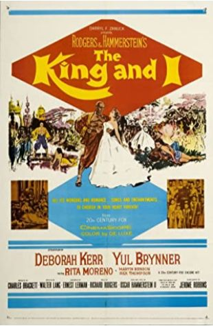 The King and I Irene Sharaff