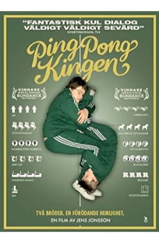 The King of Ping Pong Jens Jonsson