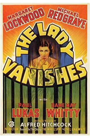The Lady Vanishes Alfred Hitchcock