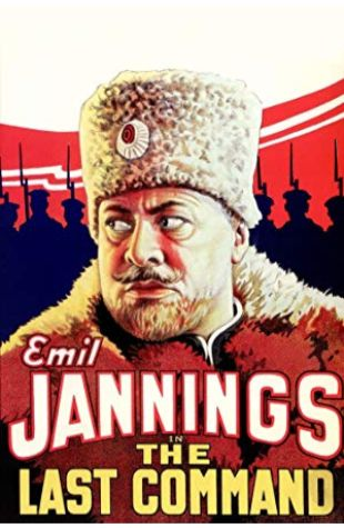 The Last Command Emil Jannings