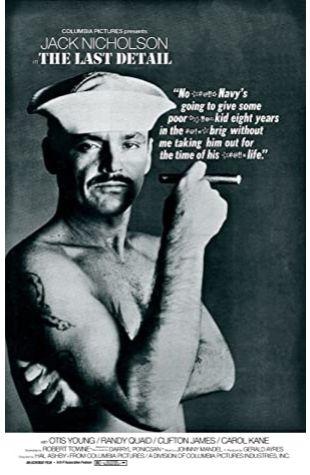 The Last Detail Jack Nicholson