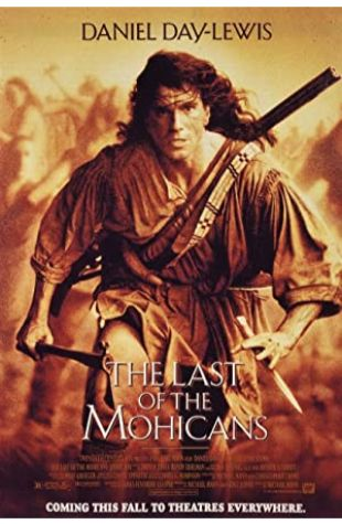 The Last of the Mohicans Chris Jenkins