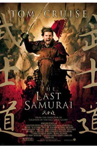The Last Samurai Edward Zwick
