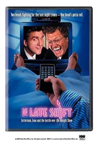 The Late Shift Kathy Bates