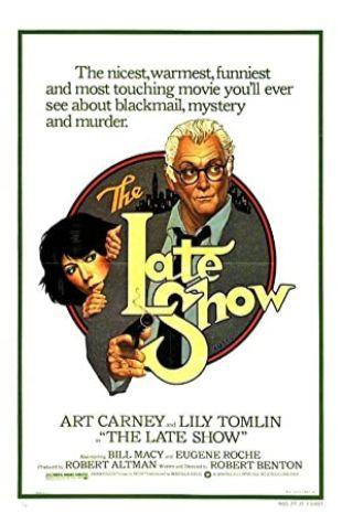 The Late Show Robert Benton