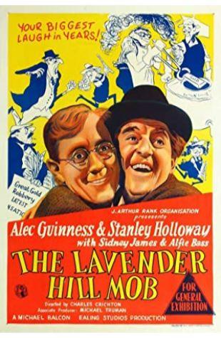 The Lavender Hill Mob T.E.B. Clarke