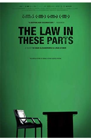 The Law in These Parts Ra'anan Alexandrowicz