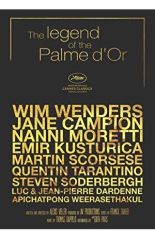 The Legend of the Palme D'Or Alexis Veller