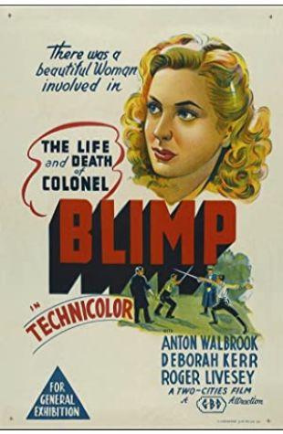 The Life and Death of Colonel Blimp Deborah Kerr