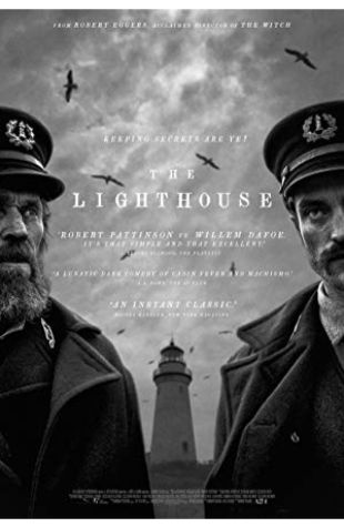 The Lighthouse Willem Dafoe