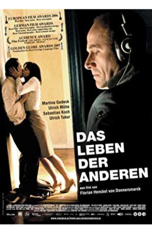 The Lives of Others Florian Henckel von Donnersmarck