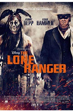 The Lone Ranger Tim Alexander