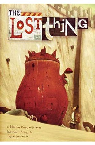 The Lost Thing Shaun Tan