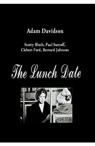 The Lunch Date Adam Davidson