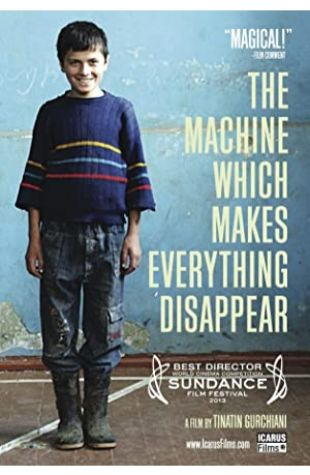 The Machine Which Makes Everything Disappear Tinatin Gurchiani