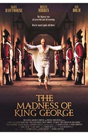 The Madness of King George Ken Adam