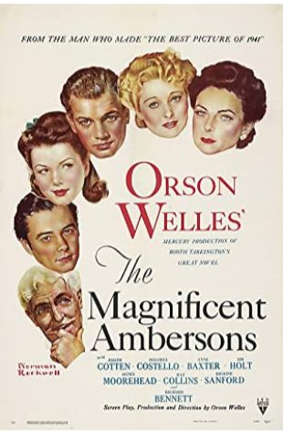 The Magnificent Ambersons Agnes Moorehead