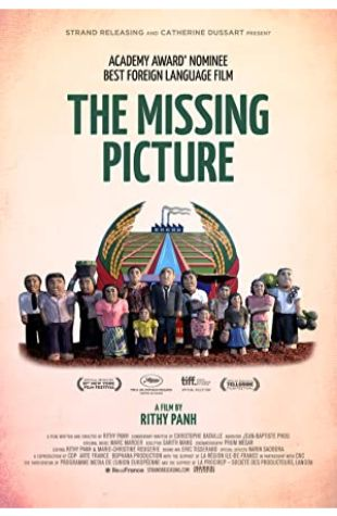 The Missing Picture Rithy Panh
