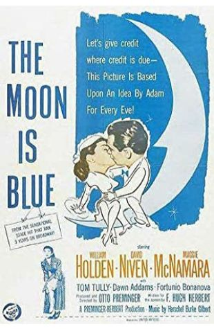 The Moon Is Blue David Niven