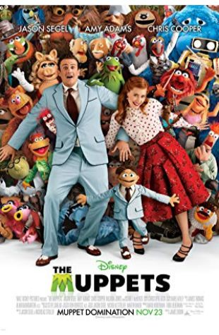 The Muppets Jason Segel