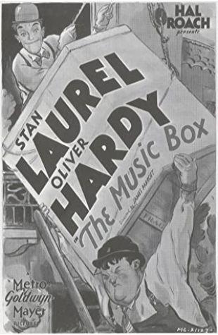 The Music Box Hal Roach