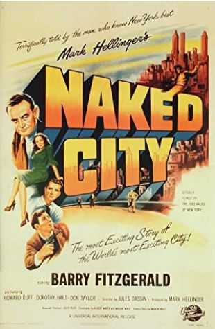 The Naked City Paul Weatherwax