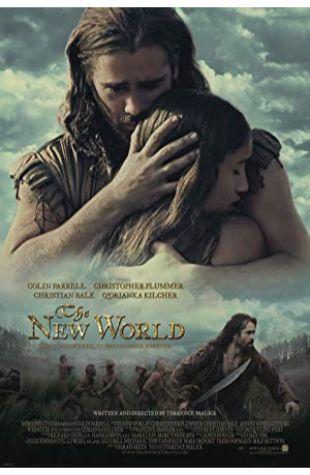 The New World Q'orianka Kilcher