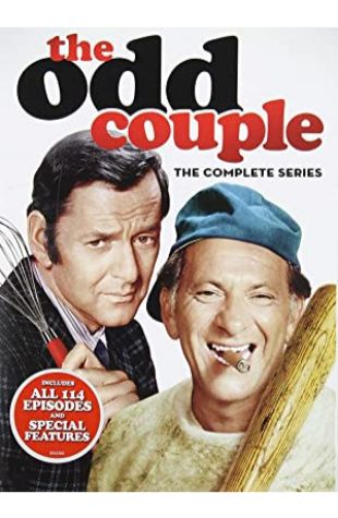 The Odd Couple Jack Klugman