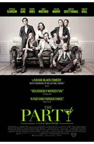 The Party Patricia Clarkson