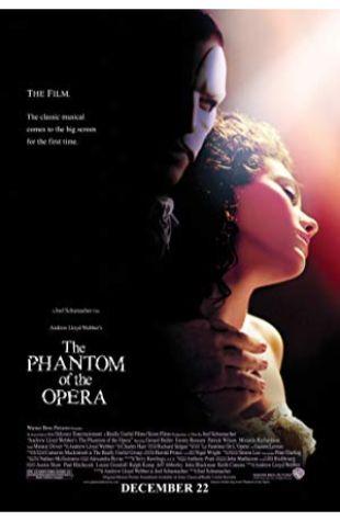The Phantom of the Opera John Mathieson