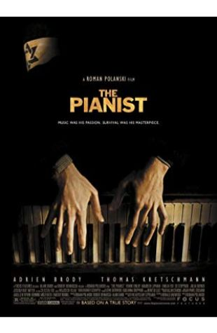 The Pianist Ronald Harwood
