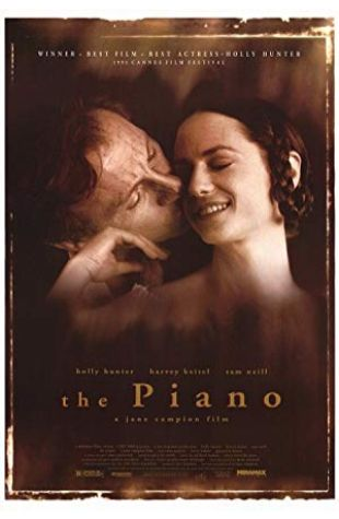 The Piano Holly Hunter
