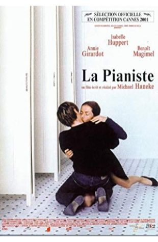 The Piano Teacher Isabelle Huppert