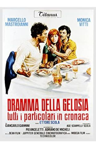 The Pizza Triangle Marcello Mastroianni